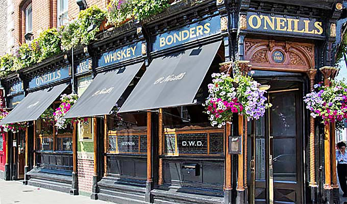 O'Neills Pub and Townhouse
