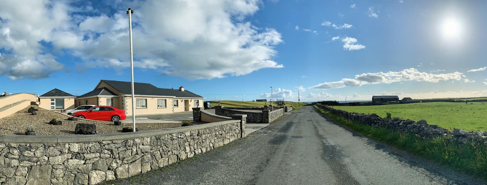Glasha Meadows, Doolin