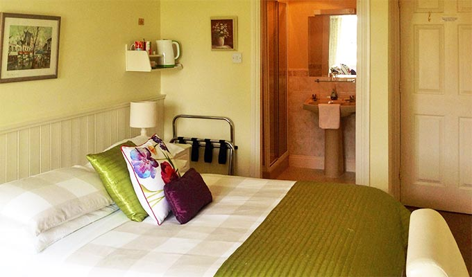 Single, double and triple bedded rooms are available.