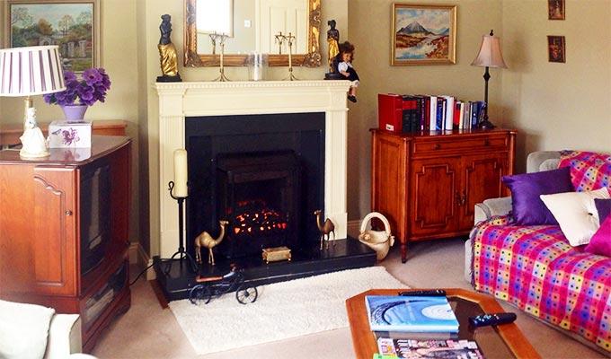 Glenomra House, Ennis