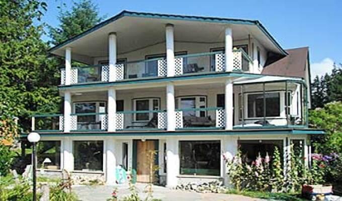 Higgins Inn B&B Powell River