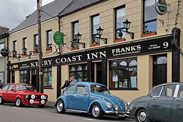 bnb reviews Kerry Coast B&B