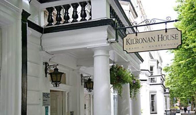 Kilronan Guesthouse Dublin City