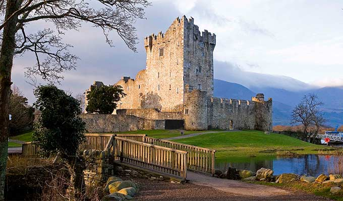 Visit Ross Castle - Now fully restored