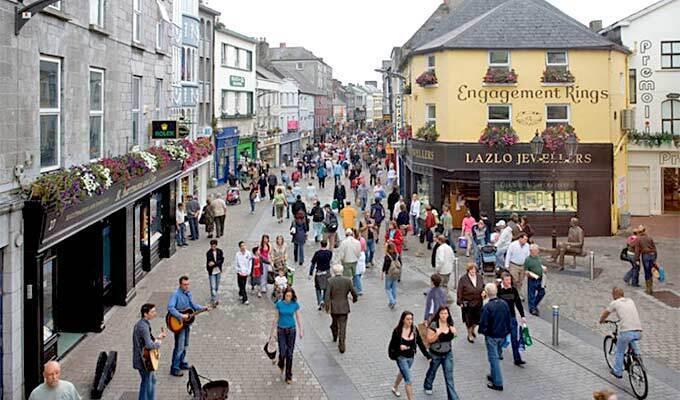 Linderhof B&B Galway City