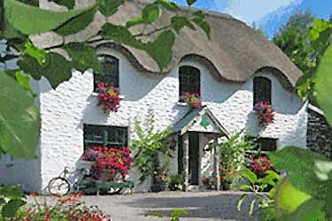 bnb reviews Lissyclearig Thatch Cottage B&B