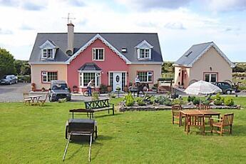 Lurraga House B&B, Camp, Kerry