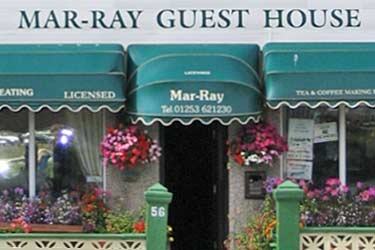 Mar-ray B&B Blackpool