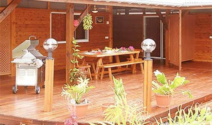 Pension Bounty B&B Rangiroa