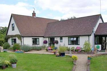bnb reviews Polstead Lodge B&B