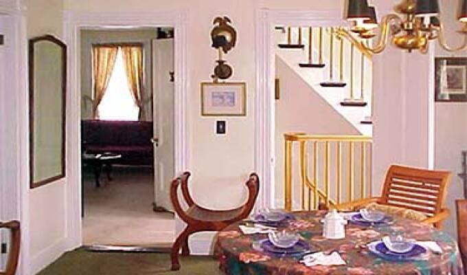 Poplar House B&B Newport