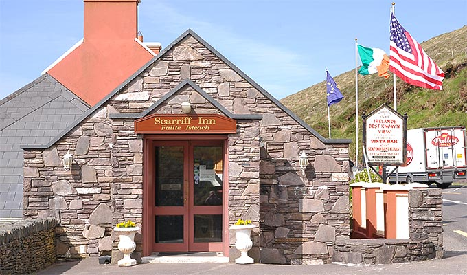 The Wild Atlantic Way Inn on the Ring of Kerry.