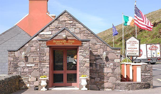 Scarriff Inn Caherdaniel