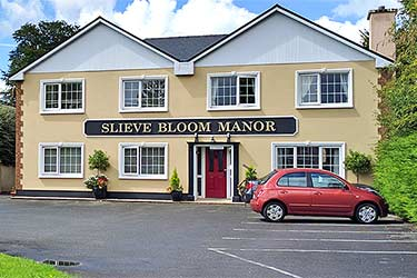 Slieve Bloom Manor B&B Killarney