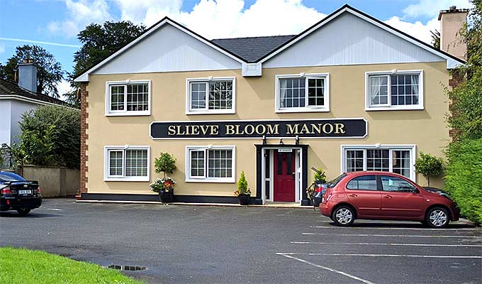 bnb reviews Slieve Bloom Manor B&B