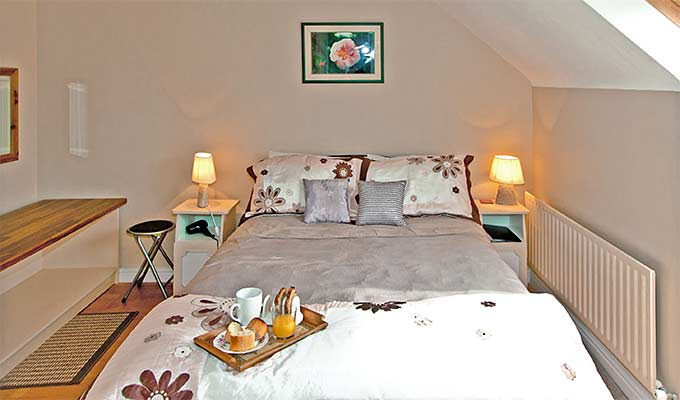 Comfortable Rooms - All with en suite bathrooms