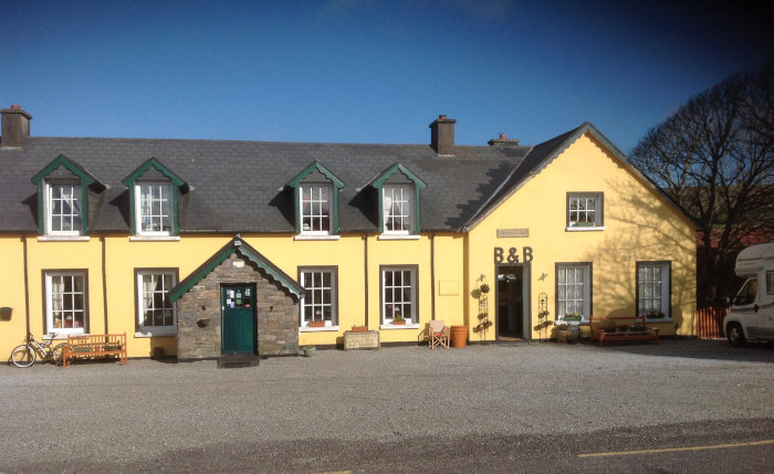 The Old School House, Ballinskelligs