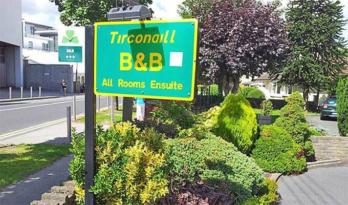 Tirconaill B&B Swords