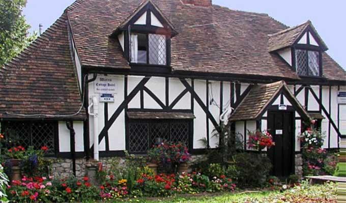 Warren Cottage, Ashford