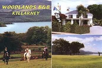 Woodlands B&B, Killarney, Kerry