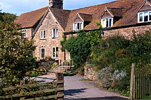 Woonton Court Farm B&B Leominster